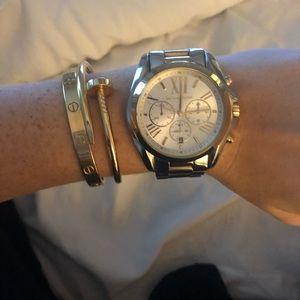 Michael Kors Large Runway Women's Watch